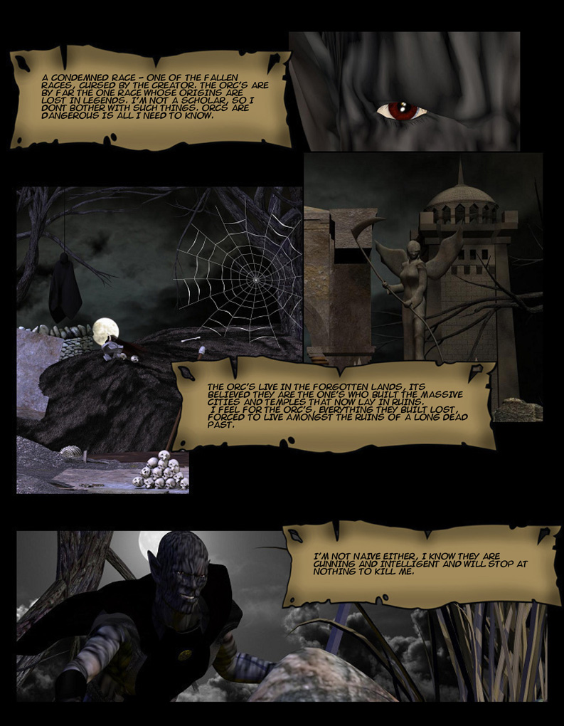 The Forgotten lands - Page 17