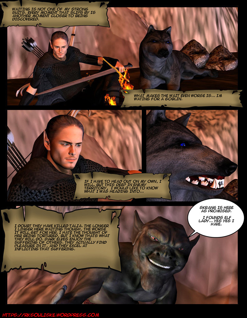 The Forgotten Lands -Page 4