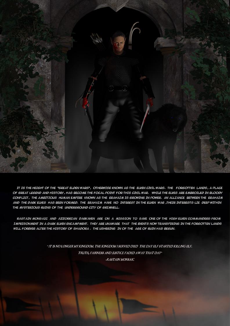 Age of Ruin: Elden wars